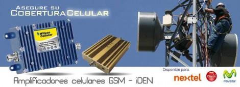 Repetidor Celular