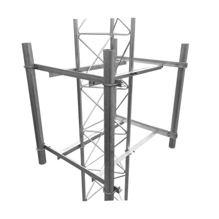 Soporte Para Antenas Sectoriales Pcenter Per 250 Sac