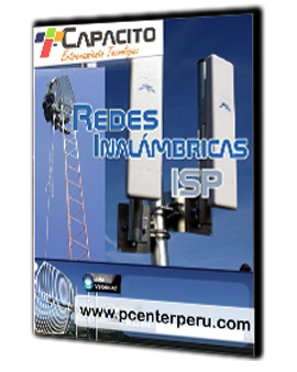 LIMA: Curso Redes Inalámbricas ISP @ PCenterPerú SAC | Cercado de Lima | Municipalidad Metropolitana de Lima | Perú
