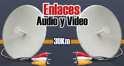 Enlaces De Audio Y Video Pcenter Per 250 Sac