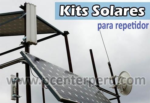 Paneles Solares Pcenter Per 250 Sac