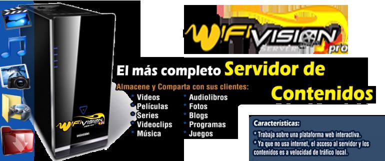 Wifivision Pro Pcenter Per 250 Sac